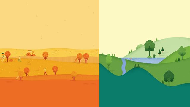 Yeni Google Calendar Uygulaması Sezonluk Duvar Kağıtları Sunuyor