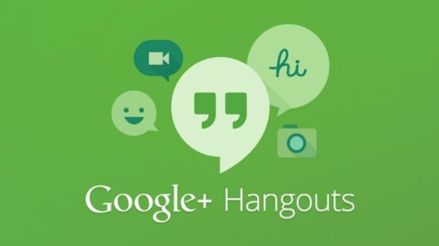 Hangouts'un Video Görüşmelerine Drive Dosya Paylaşım Özelliği Geldi