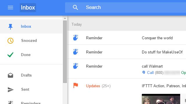 Google Inbox Önemli Postalar Özelliğini Güçlendirdi