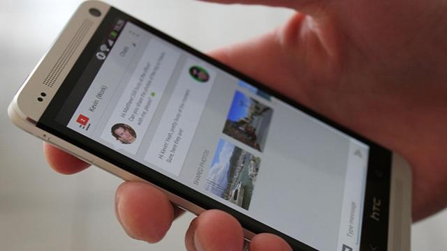 Google Messenger Artık Play Store'da!