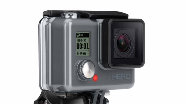 GoPro'nun Yeni 4K Hero'su Sınıfında Birinci