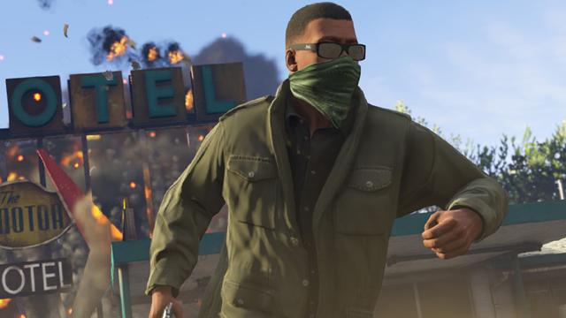GTA 5, PlayStation 4'te 1080p Kalitesinde Çalışacak