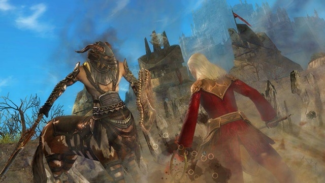 Guild Wars 2 Bu Hafta İçin Tamamen Ücretsiz