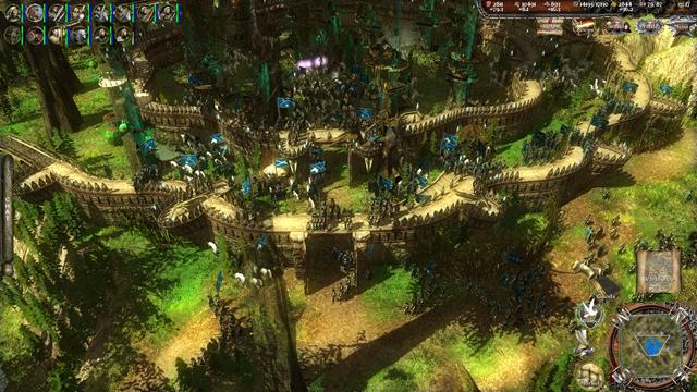 Kingdom Wars, Steam'de Ücretsiz Olarak Yayınlandı