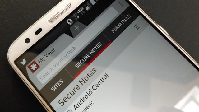 LastPass Yeni Versiyonunda Dosya Paylaşımına İmkan Tanıyor