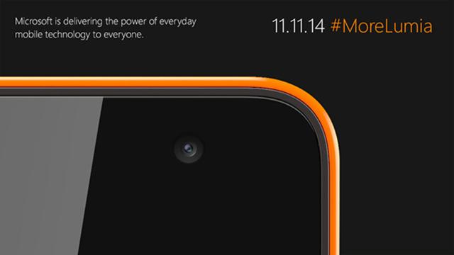 Microsoft'un İlk Lumia Akıllı Telefonu Önümüzdeki Hafta Geliyor