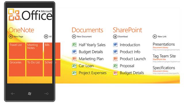 Microsoft Office 16 Mobil Sektörü de Hedefliyor