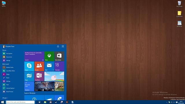 Analiz Uzmanları Windows 10'un Ekimde Geleceğini Söylüyor