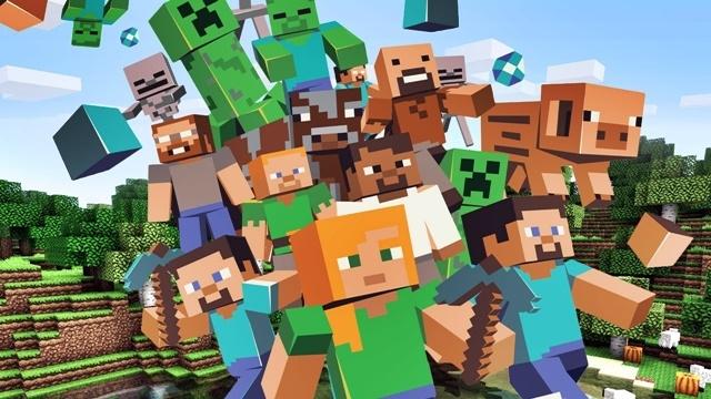 Minecraft Hala Peynir Ekmek Gibi Satıyor