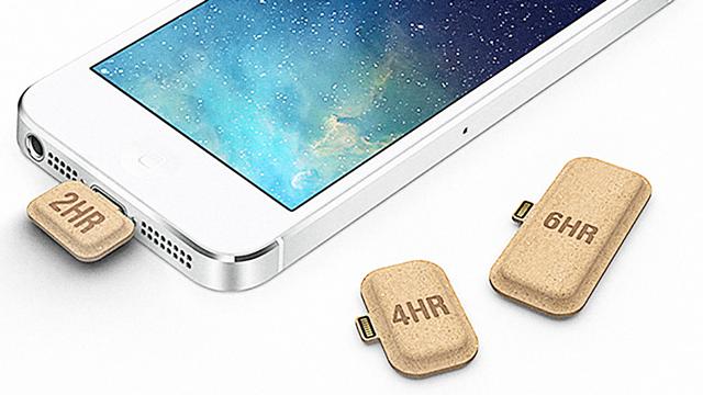 Akıllı Telefonlar İçin Mini Güç Bataryası Projesi Yoğun İlgi Gördü