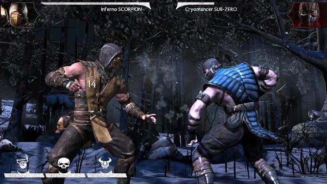 Mortal Kombat X'in iOS Versiyonu Ücretsiz Olarak Yayınlandı!