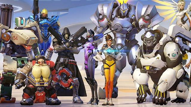 Blizzard'tan Yepyeni Bir FPS Oyunu: Overwatch