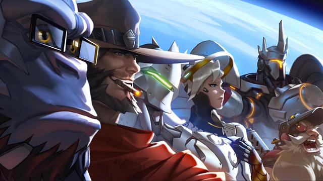 Blizzard'ın Yeni Oyunu Overwatch Hakkında Yeni Detaylar Açıklandı