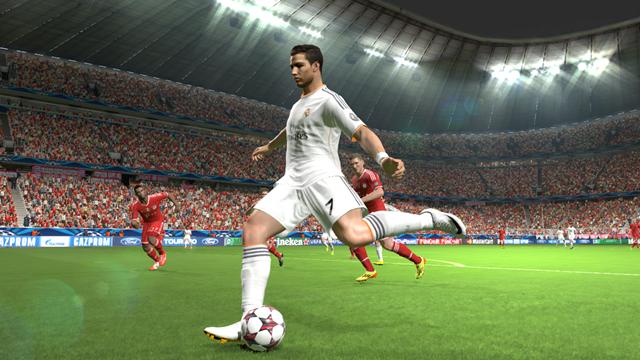 PES 2015'in Demo Sürümü Steam Üzerinde Ücretsiz