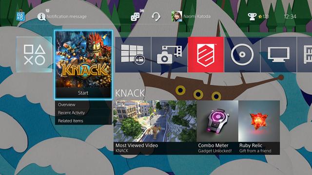 PlayStation 4'ün 2.0 Sistem Güncellemesi Masamune'un Çıkış Tarihi Açıklandı