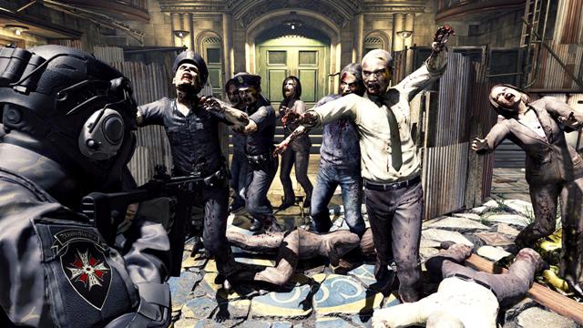 Resident Evil Aksiyonu Sevenler İçin Umbrella Corps Çıktı!