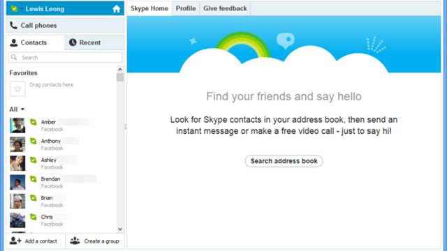 Skype'ın 6.20 Sürümü Ses Kalitesini Güçlendirmeye Yoğunlaşıyor