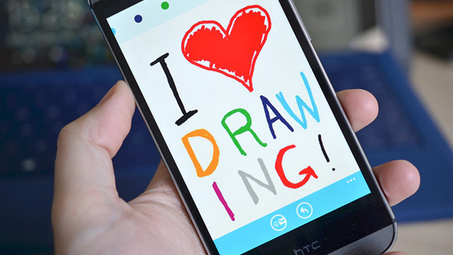 Windows Phone İçin Skype'a Çizim Desteği Geliyor