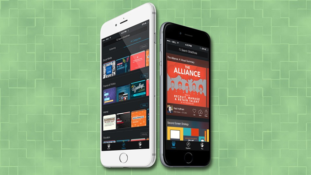 LinkedIn SlideShare Uygulamasını iOS'a da Taşıyor