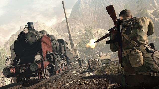 Sniper Elite 4 Önümüzdeki Şubata Ertelendi