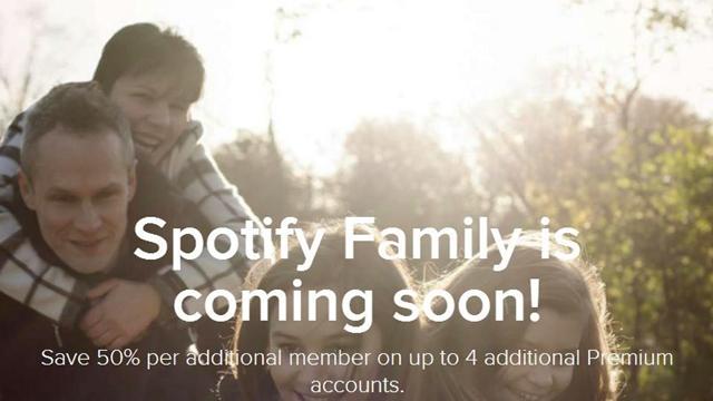 Spotify, Kullanıcılarına Aile Sistemi Kapsamında İndirim Sunuyor