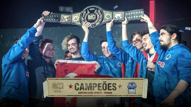 Meksika IWCI 2016 Şampiyonu SuperMassive Oldu!