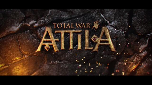 Total War: Attila Onümüzdeki Sene İçin Duyuruldu