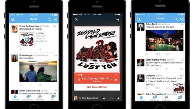 Twitter, SoundCloud Desteğiyle Ses Kartı Özelliğini Tanıttı