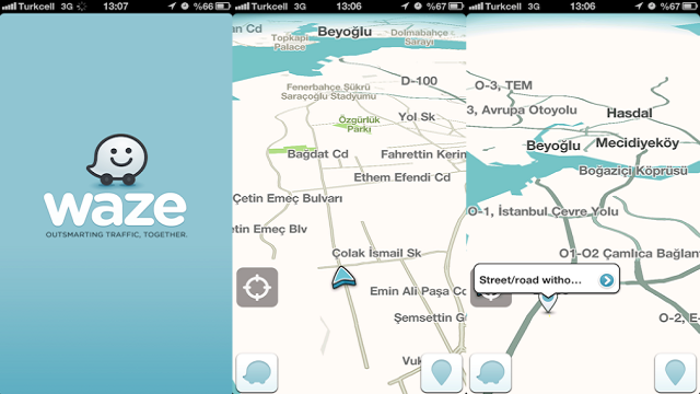 Navigasyon Uygulaması Waze'e Yorum Bildirme Güncellemesi Geldi