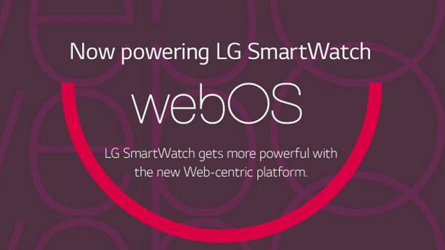LG webOS Tabanlı Akıllı Saati Üzerinde Çalışıyor