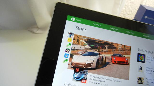Windows 10'un Uygulama Mağazası İş İçin Elverişli Olacak
