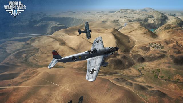 World of Warplanes'in 1.6 Güncellemesiyle Yeni Uçak Serisi Yayınlandı