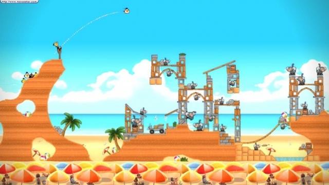Angry Birds Trilogy'ye Yeni İçerik Geldi