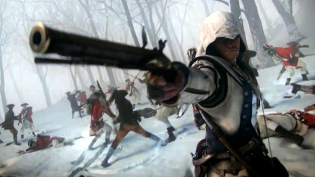 Assassin's Creed 3 12 Milyon Sattı