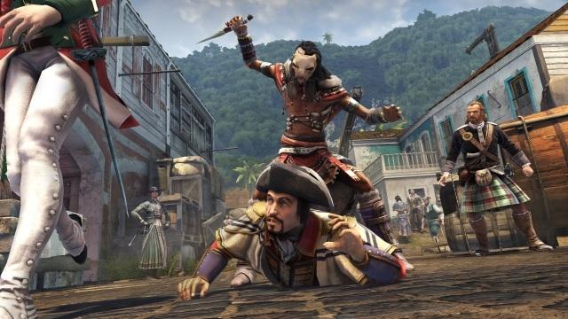 Assassin's Creed 3 için Yeni İndirilebilir İçerik Çıktı