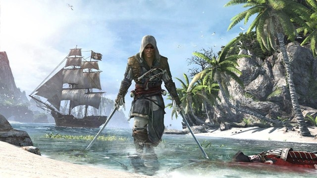 Assassin's Creed 4 Black Flag'ın İlk Kapsamlı Detayları