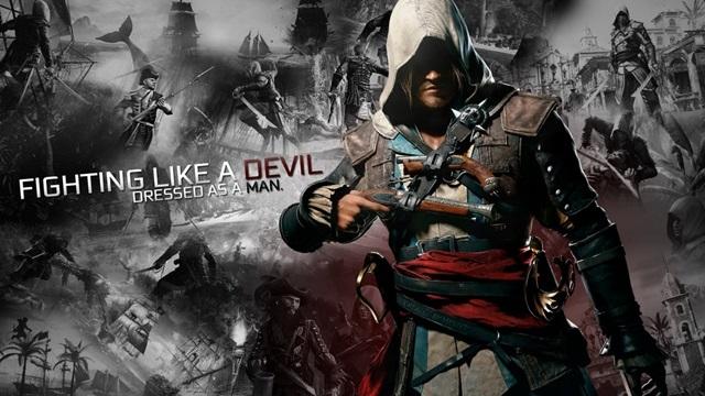 Assassin's Creed 4'ün Yapımcıları Playstation 4 ve Xbox 720'ye İnanıyor