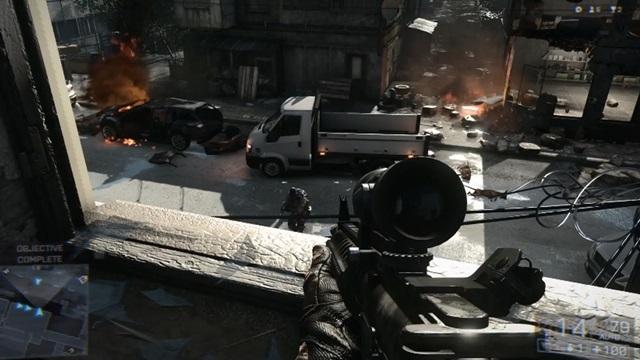 Battlefield 4'ün Grafik Kalitesinde 15 Oyun Gelecek
