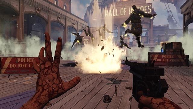 BioShock Infinite İngiltere'de Zirveye Oturuyor