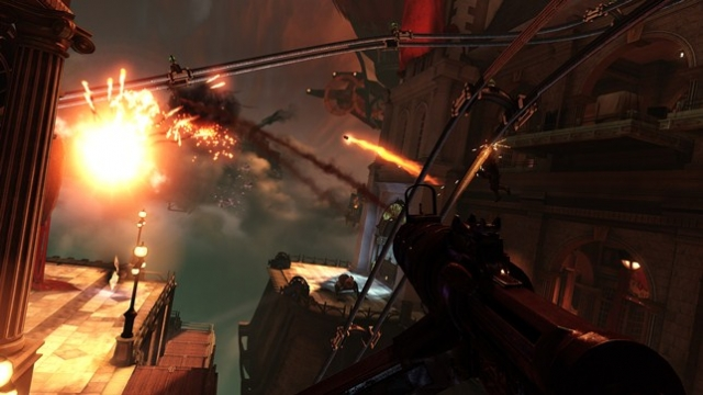 BioShock Infinite için Yeni Detaylar Açıklandı