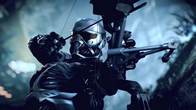 Crysis 4 FPS-Strateji Karışımı Olabilir