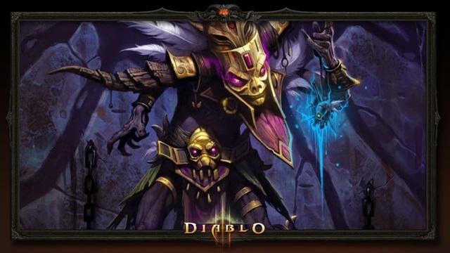 Diablo 3 Yıl Dönümü Hediyelerini Kaçırmayın!