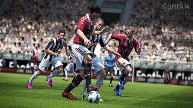 FIFA 14 En İyi Oyun Olmak İstiyor