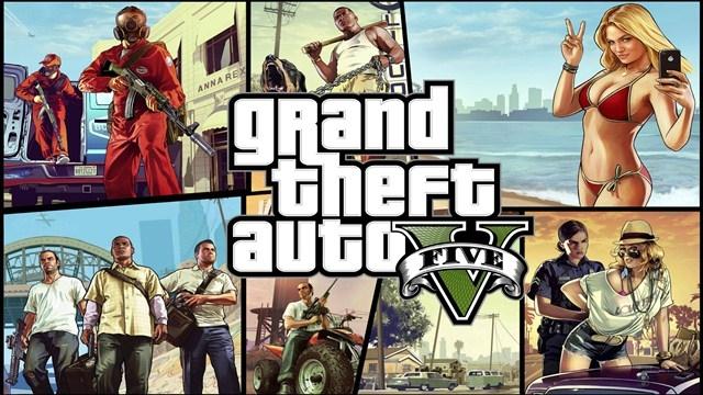 GTA 5'ten 2 Yeni Görsel Ortaya Çıktı