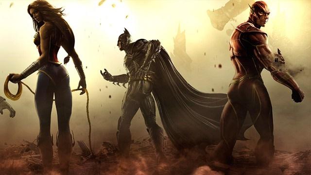 Injustice: Gods Among Us Çıkış Tarihi Açıklandı