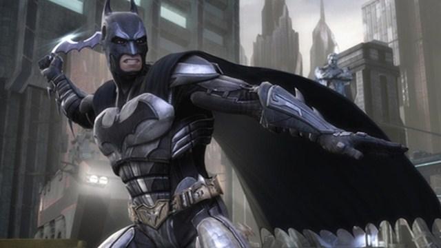 Injustice: Gods Among Us için 2 Yeni Karakter Açıklandı