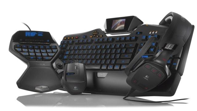 Logitech PC ve Konsol Yerine Tablete Yöneliyor