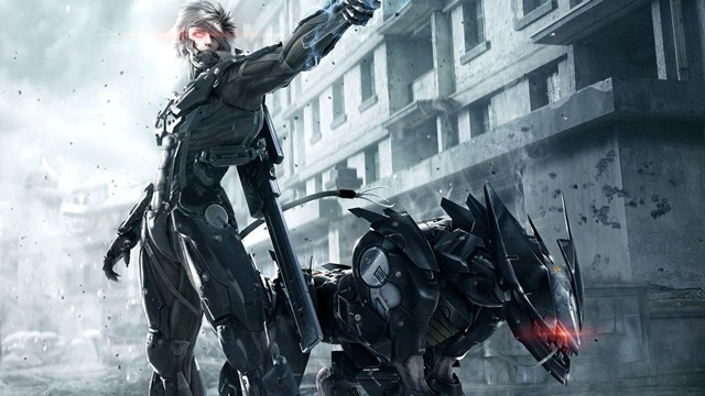Metal Gear Rising Revengeance Demosu Çıktı
