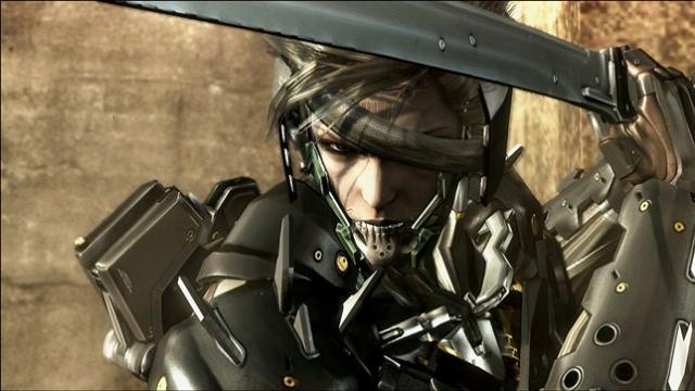 Metal Gear Rising Revengeance Kapak Tasarımı Yayınlandı
