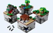 Minecraft'ı Lego'lar ile Canlandırın